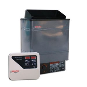 máy xông hơi khô amazon 6kw