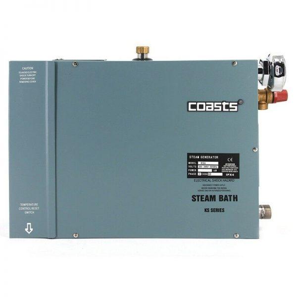 coast steambath generator