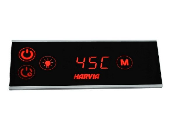 bảng điều khiển máy xông hơi harvia