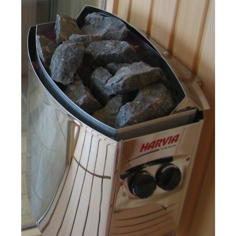 lắp máy xông hơi khô harvia