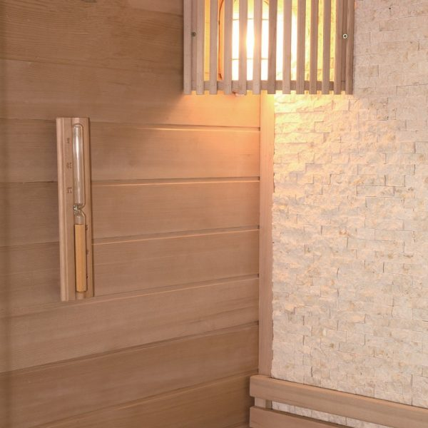 sauna 3 place